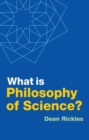 What is Philosophy of Science? - Book