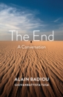 The End : A Conversation - Book
