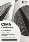 CIMA BA3 Fundamentals of Financial Accounting : Coursebook - Book