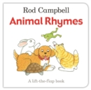 Animal Rhymes - Book