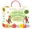 Tales from Acorn Wood Book and Jigsaw Gift Set - Book