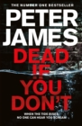 Dead If You Don't - eBook