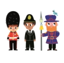 London Stationery: Character Print X3 - Book