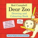 The Dear Zoo Drawing and Colouring Book - Book