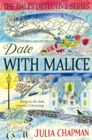 Date with Malice - Book