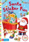Santa Sticker Fun - Book