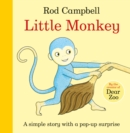 Little Monkey! - Book