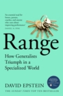 Range : The Key to Success, Performance and Education - Book