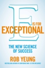 E is for Exceptional - Book
