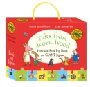 Tales from Acorn Wood: Hide-and-Seek Pig Book and Jigsaw Set - Book