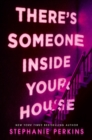 There's Someone Inside Your House - Book