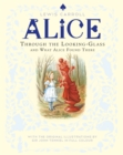 Through the Looking-Glass and What Alice Found There - Book