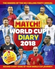 Match! World Cup 2018 Diary - Book