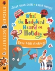 What the Ladybird Heard on Holiday Sticker Book - Book