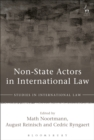Non-State Actors in International Law - eBook