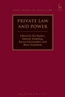 Private Law and Power - eBook