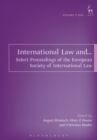 International Law and... : Select Proceedings of the European Society of International Law, Vol 5, 2014 - eBook