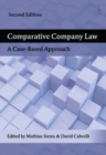 Comparative Company Law : A Case-Based Approach - Book