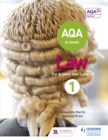 AQA A-level Law for Year 1/AS - Book