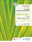Cambridge International AS & A Level Mathematics Pure Mathematics 2 and 3 second edition - eBook