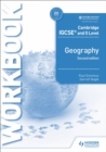 Cambridge IGCSE and O Level Geography Workbook 2nd edition - Book