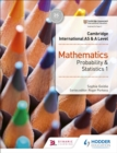 Cambridge International AS & A Level Mathematics Probability & Statistics 1 - Book