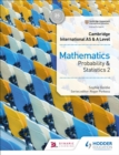Cambridge International AS & A Level Mathematics Probability & Statistics 2 - Book