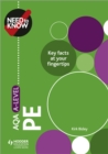Need to Know: AQA A-level PE - Book