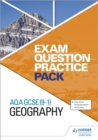 AQA GCSE (9-1) Geography Exam Question Practice Pack - Book