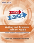 On Track English: Writing and Grammar - Book