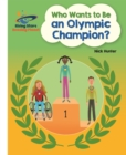 Reading Planet - Who Wants to be an Olympic Champion? - White: Galaxy - Book