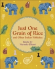 Reading Planet KS2 - Just One Grain of Rice and other Indian Folk Tales - Level 4: Earth/Grey band - Book