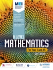 MEI A Level Mathematics Year 1 (AS) 4th Edition - eBook