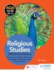 AQA GCSE (9-1) Religious Studies Specification A: Christianity, Hinduism, Sikhism and the Religious, Philosophical and Ethical Themes - eBook