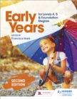 Early Years for Levels 4, 5 and Foundation Degree Second Edition - eBook