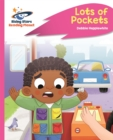 Reading Planet - Lots of Pockets - Pink C: Rocket Phonics - Book