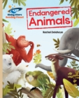 Reading Planet - Endangered Animals - Gold: Galaxy - eBook