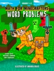 Math for Minecrafters Word Problems: Grades 1-2 - Book