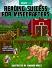 Reading Success for Minecrafters: Grades 1-2 - Book