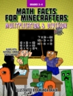 Math Facts for Minecrafters: Multiplication and Division - Book