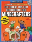 The Great Big Fun Workbook for Minecrafters: Grades 1 & 2 : An Unofficial Workbook - Book