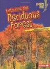 Lets Visit the Deciduous Forest - Book