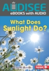 What Does Sunlight Do? - eBook