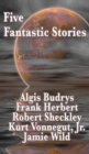 Five Fantastic Stories - Book