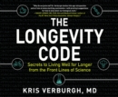 The Longevity Code - eAudiobook