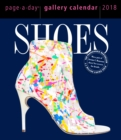 Shoes Page-A-Day Gallery Calendar 2018 - Book