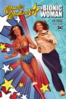 Wonder Woman 77 Meets The Bionic Woman - Book
