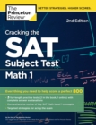 Cracking the SAT Subject Test in Math 1, 2nd Edition - eBook