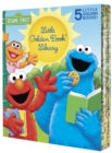 Sesame Street Little Golden Book Library 5-Book Boxed Set : My Name Is Elmo; Elmo Loves You; Elmo's Tricky Tongue Twisters; The Monster on the Bus; The Monster at the End of This Book - Book