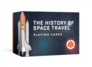 History of Space Travel Playing Card Set : Two Decks with Game Rules - Book